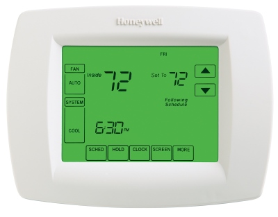 Honeywell VisionPro 8000 Thermostat Product Image
