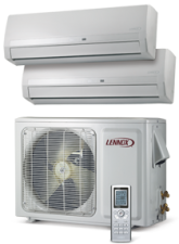 ductless air conditioner system units