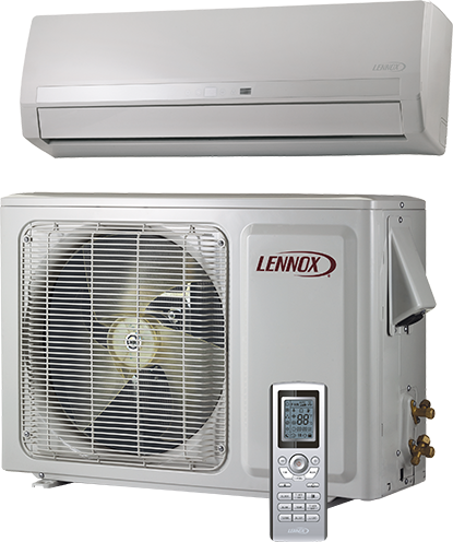 Lennox Ductless Air Conditioners And Heat Pumps Husky