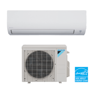 Daikin ductless air conditioners 19 Series