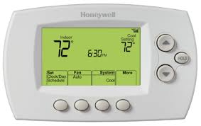 Honeywell Visionpro 6000 Thermostat Product Image