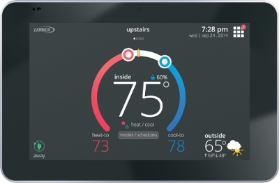 Lennox Thermostat ComfortSense 5500 Touchscreen Thermostat