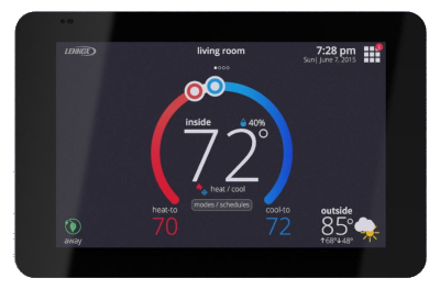Lennox Thermostat Icomfort IS30 WiFi Thermostat