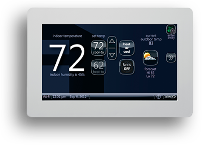 Icomfort Touch Touchscreen Thermostat