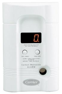 Carrier Carbon Monoxide Alarm