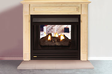 Lennox Vfst See Through Gas Fireplace Toronto