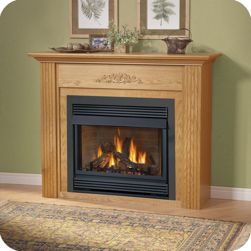 Continental Cvf36 Vent Free Gas Fireplace Available In