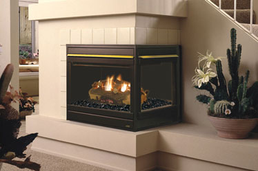 Lennox Elite Edvcrcl Gas Fireplace Toronto
