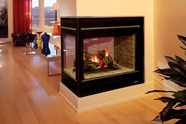 Lennox Edvpf 3 Sided Gas Fireplace Toronto