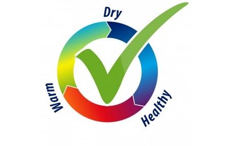 HRV Dry Warm Healthy