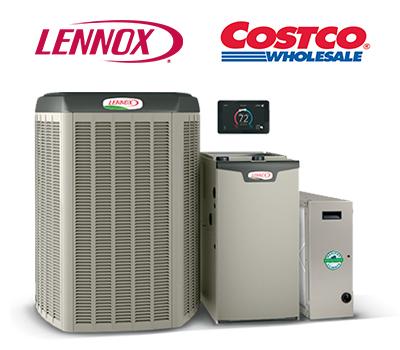 Lennox Costco cash card