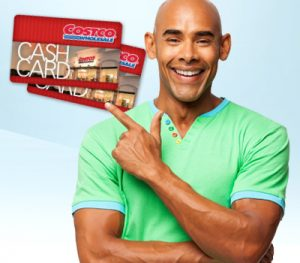 promo for Lennox Costco cash card bonus